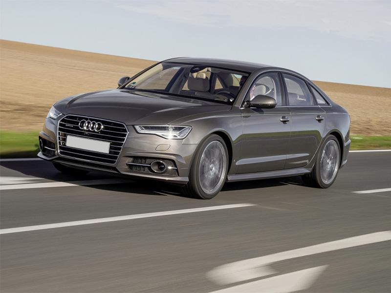 Limuzina Audi A6